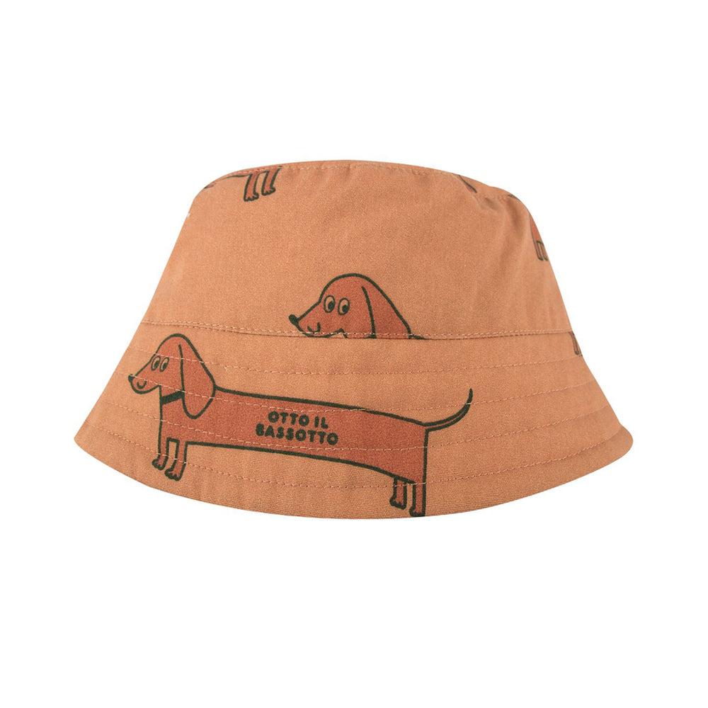 Il Bassotto Bucket Hat by Tinycottons