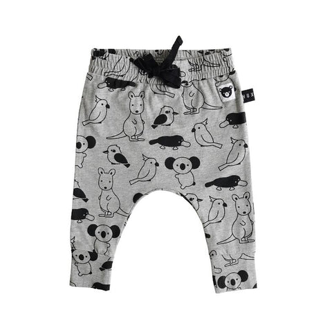 Love Australia Drop Crotch Pant by Huxbaby *For Charity*