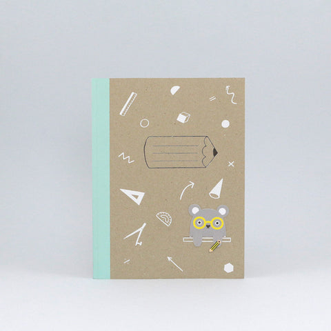 Math and Science Exercise Book by Noodoll