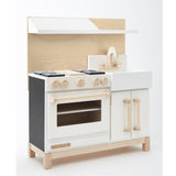 Classic Play Kitchen Meringue White by Milton and Goose