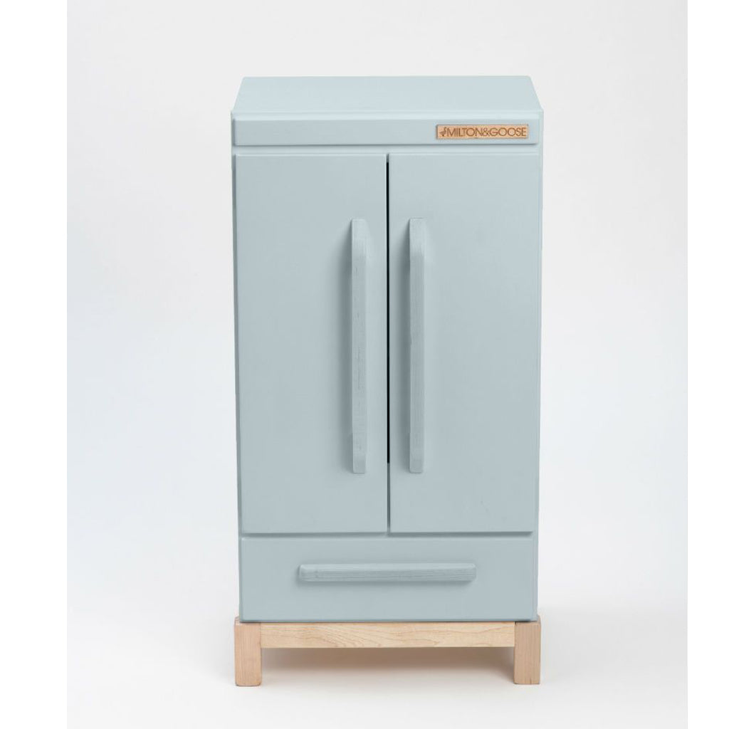 Refrigerator Gray by Milton and Goose