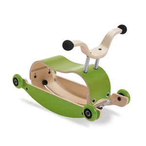 Mini Flip 4 in 1 Walker by Wishbone green
