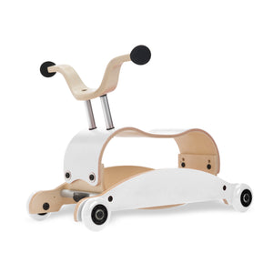 Mini Flip 4 in 1 Walker by Wishbone white