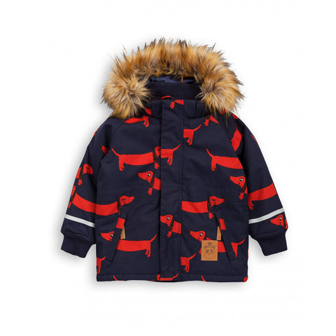 K2 Dog Parka by Mini Rodini