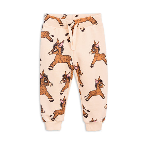 Donkey Sweatpants by Mini Rodini