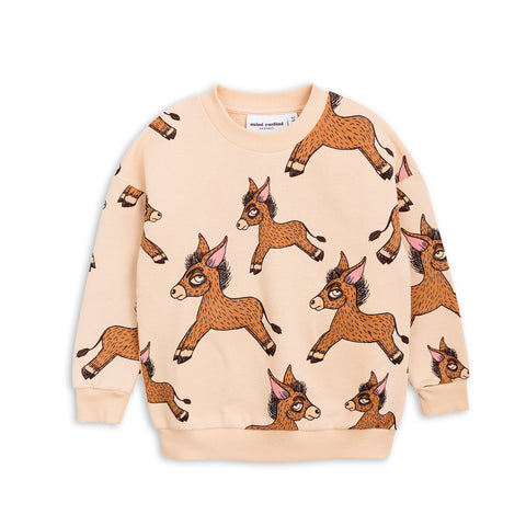 Donkey Sweatshirt by Mini Rodini