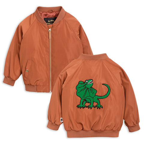 Draco Baseball Jacket by Mini Rodini