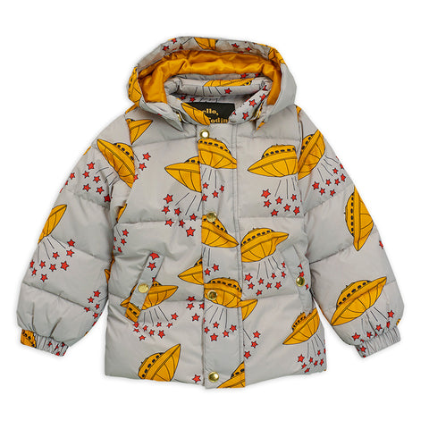 UFO Puffer Jacket by Mini Rodini