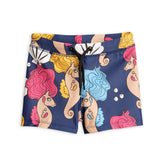 Navy Seahorse Swim Pants by Mini Rodini