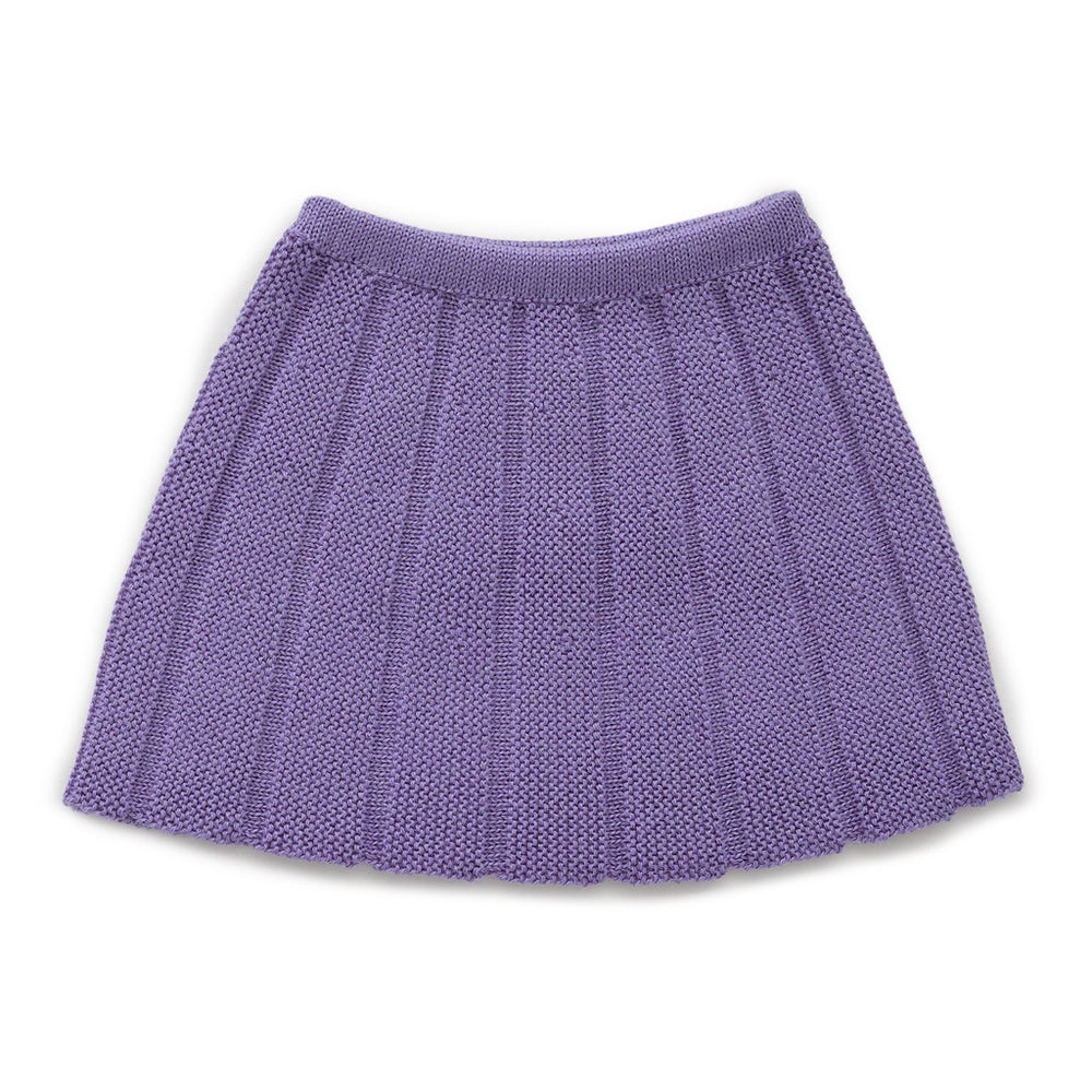 Everyday Skirt in Lilac by Oeuf