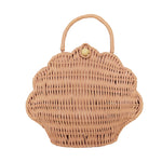 Olli Ella Shell Bag Rose