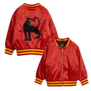 Panther Baseball Jacket by Mini Rodini