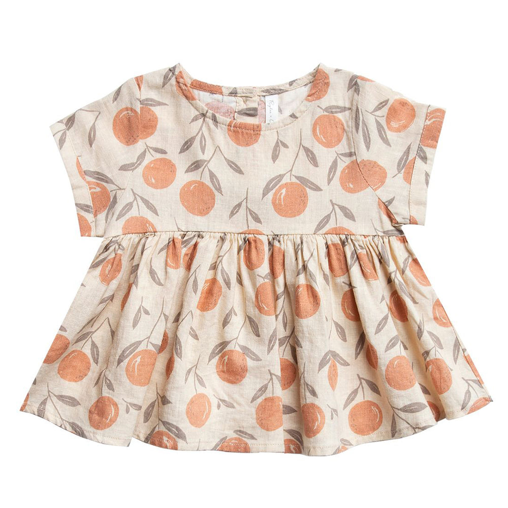 Peaches Jane Blouse by Rylee and Cru