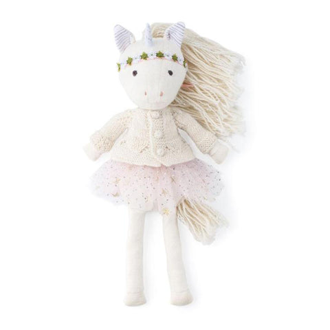 *Limited edition* Peaseblossom Unicorn in Tutu by Hazel Village