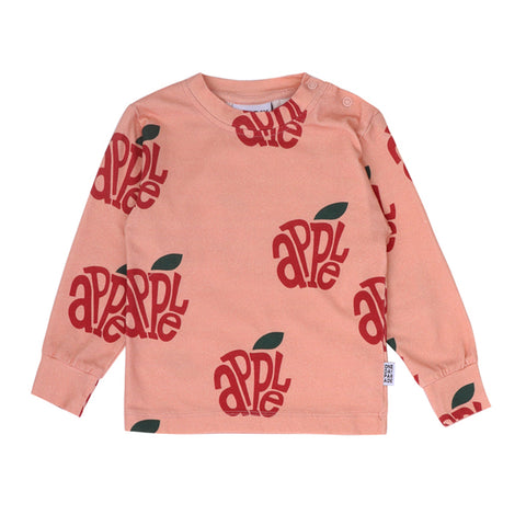 Pink Apple Long Sleeve by One Day Parade