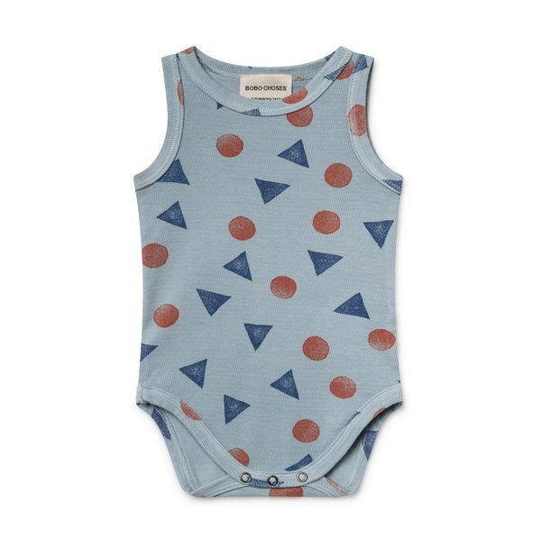 Baby Pollen Tank Bodysuit by Bobo Choses