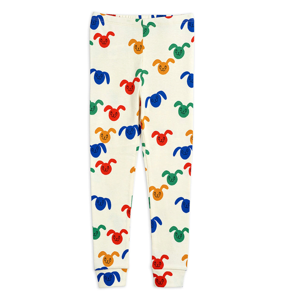 Load image into Gallery viewer, Rabbit Leggings in Multi by Mini Rodini