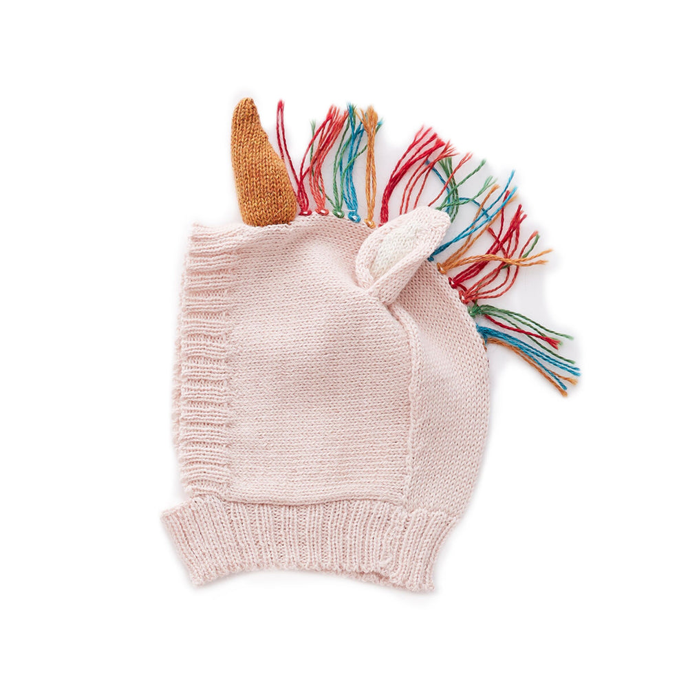 Rainbow Unicorn Animal Hat by Oeuf