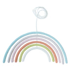 Rainbow Wall Hanging in Sunrise by Blabla