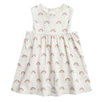 Rainbow Layla Dress by Rylee and Cru