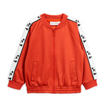 Red Panda Track Jacket by Mini Rodini
