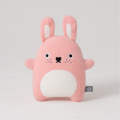 Ricecarrot Pink Bunny Plush by Noodoll
