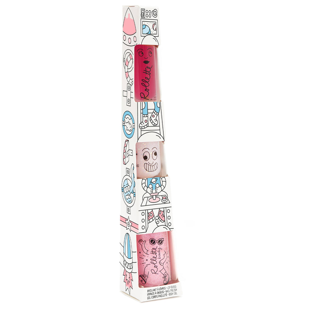 Rocket Totem je t'aime by Nailmatic