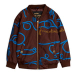 Rope Baseball Jacket by Mini Rodini