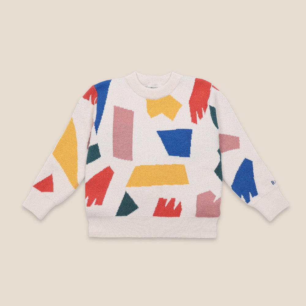 Shadows Sweater by Bobo Choses