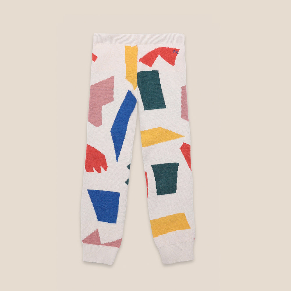 Shadows Knitted Pants by Bobo Choses