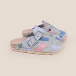 Shadows Sheepskin Clogs by Bobo Choses