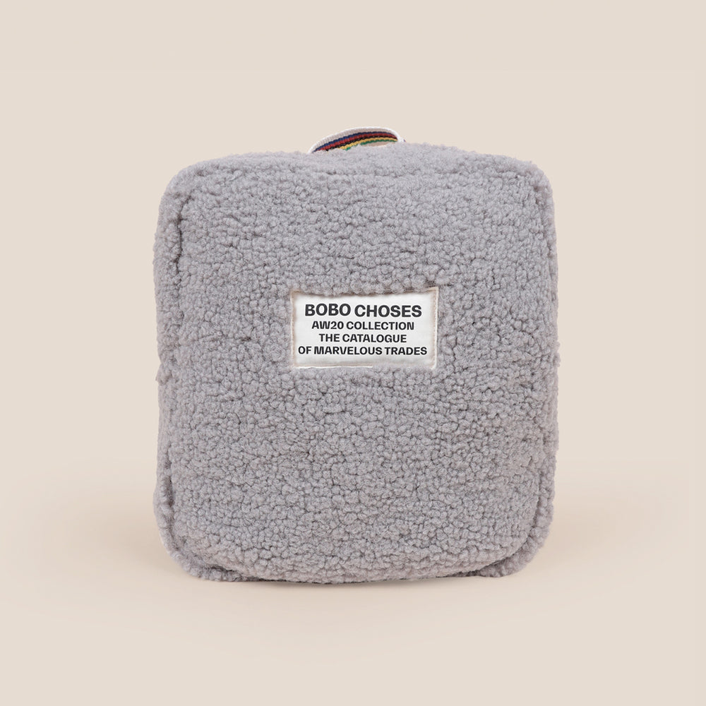 Load image into Gallery viewer, Sheepskin School Bag by Bobo Choses