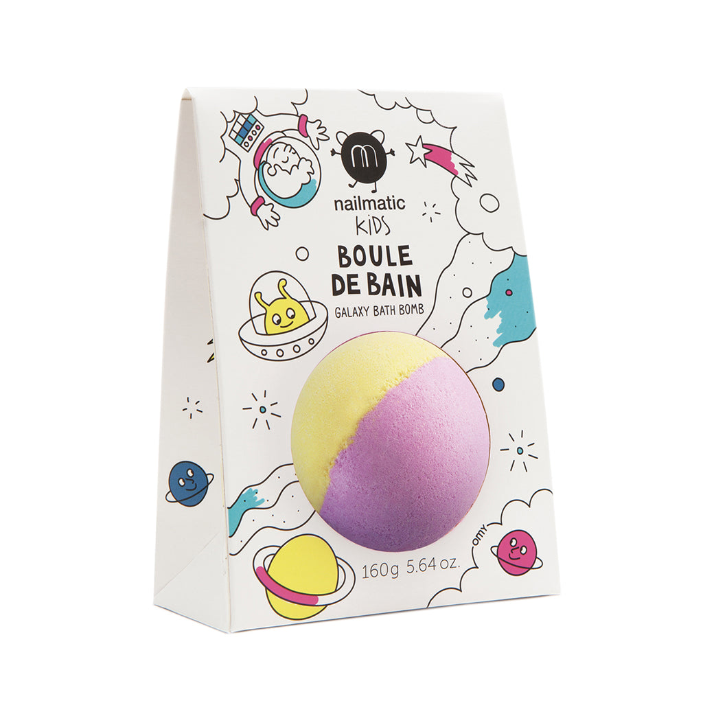 Spoutnik Bath Bomb by Nailmatic