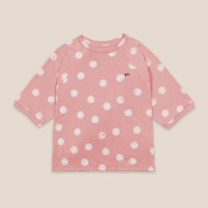 Load image into Gallery viewer, Spray Dots T-shirt by Bobo Choses