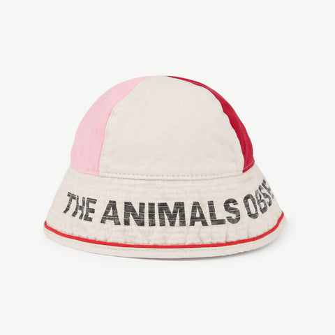Starfish Kids Hat in Soft Pink by The Animals Observatory