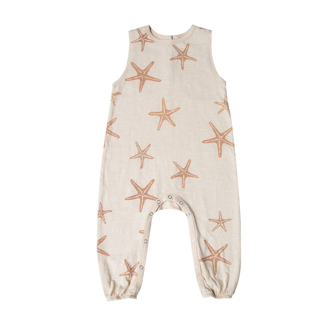 Starfish Sleeveless Jumpsuit by Rylee and Cru