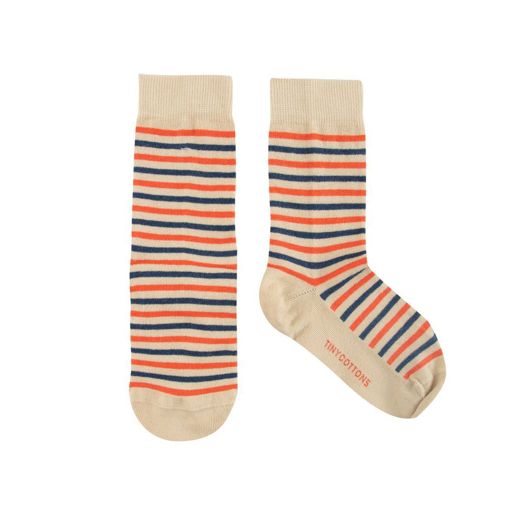 Stripes Socks by Tinycottons