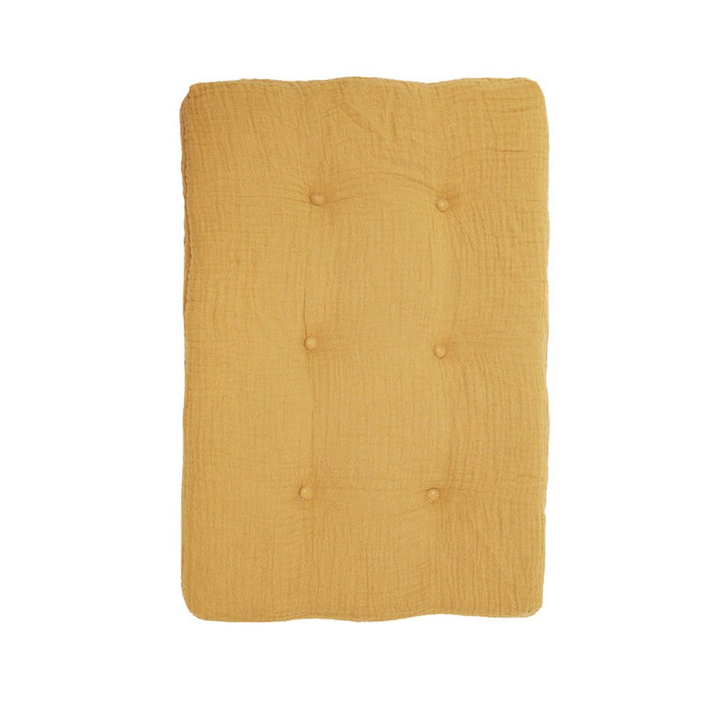 Olli Ella Strolley Mattress- Mustard