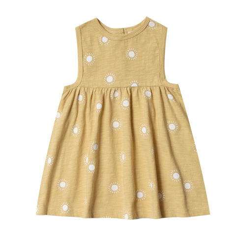 Sunburst Layla Dress by Rylee and Cru
