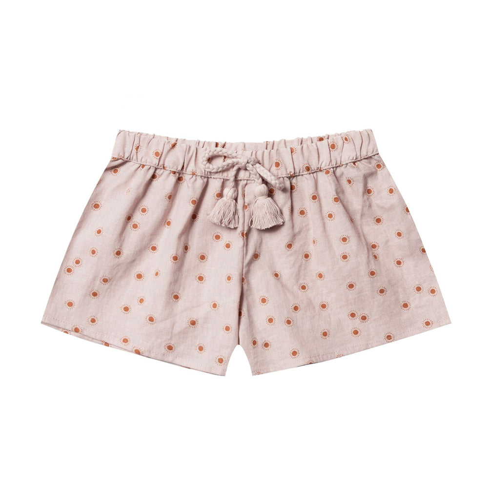Sunburst Solana Short by Rylee and Cru