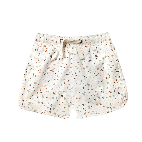 Terrazzo Swim Trunk by Rylee and Cru
