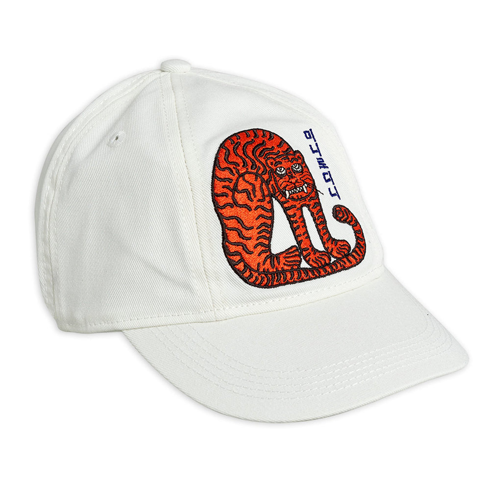 Load image into Gallery viewer, Tigers Soft Cap by Mini Rodini