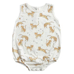 Tigers Bubble Onesie by Rylee and Cru