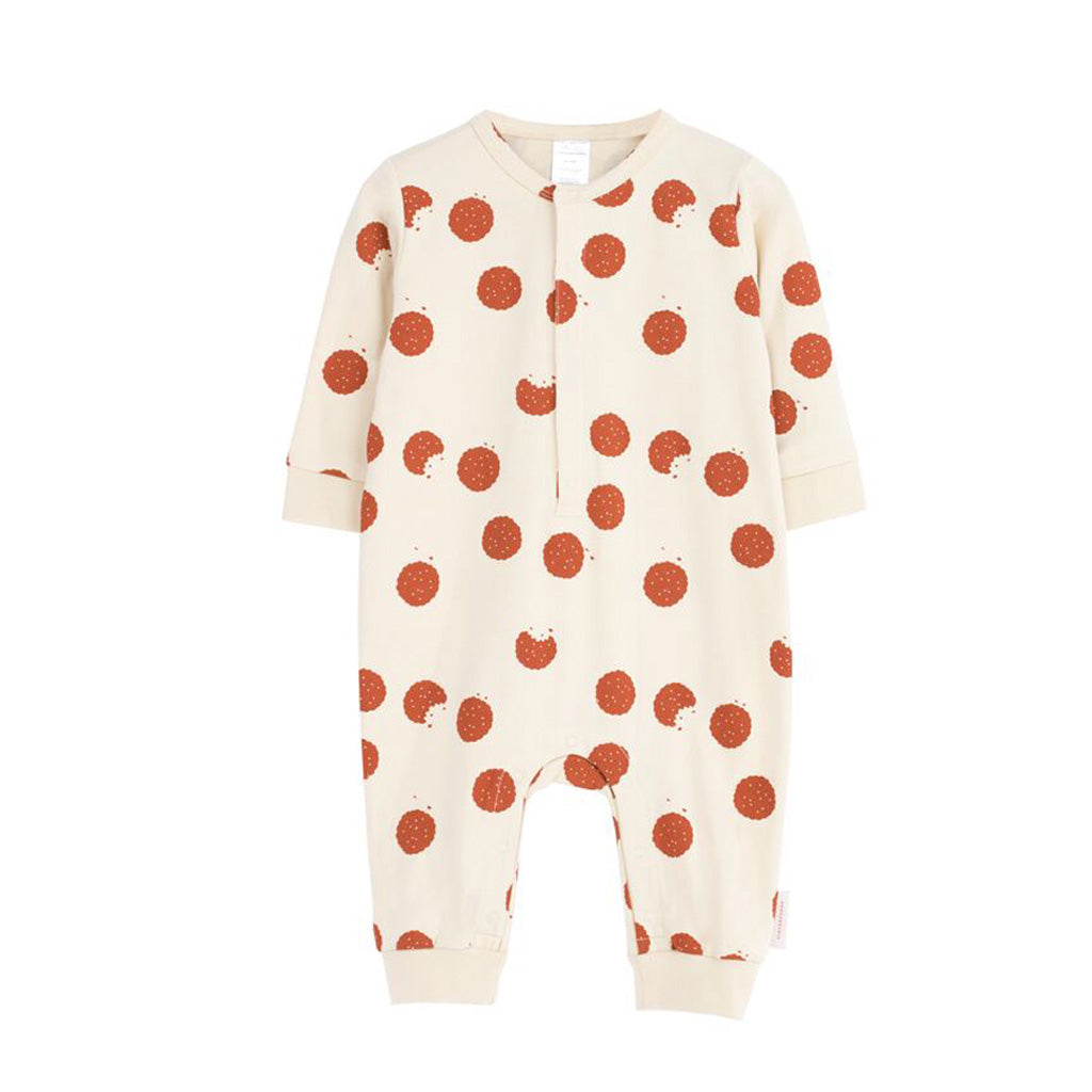 Baby Cookies One Piece Pajamas by Tinycottons