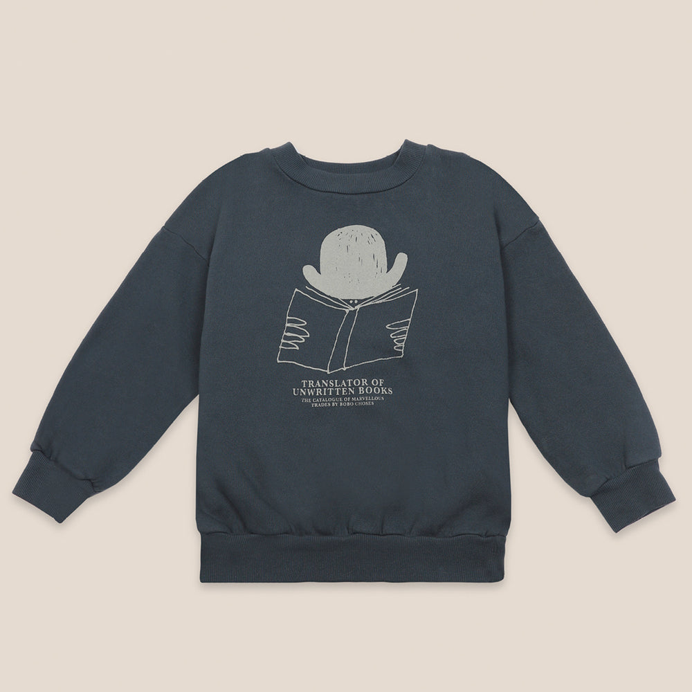 Translator Sweatshirt by Bobo Choses