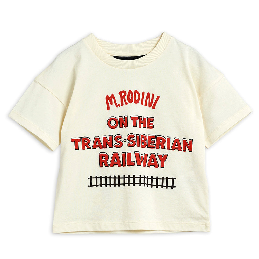 Transsiberian Tee by Mini Rodini