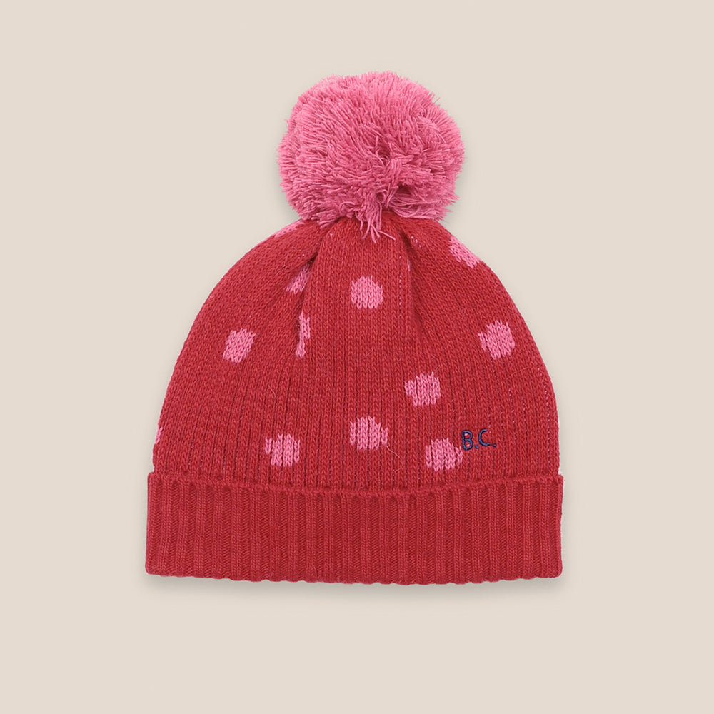 Umbrella PomPom Beanie by Bobo Choses