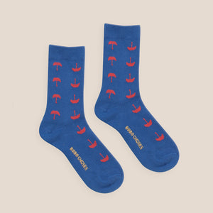 Load image into Gallery viewer, Umbrella Short Socks by Bobo Choses