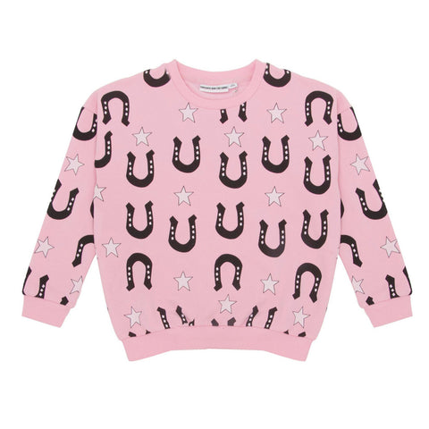 Stars and Unicorns Sweatshirt by Gardner and the Gang