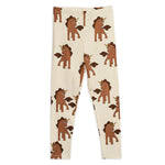 Unicorns Leggings by Mini Rodini